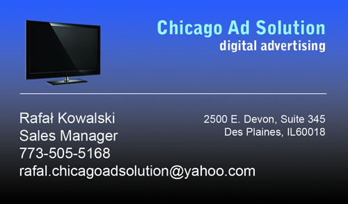 Chicago Ad Solution